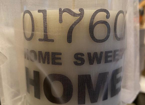 W-HOME SWEET HOME