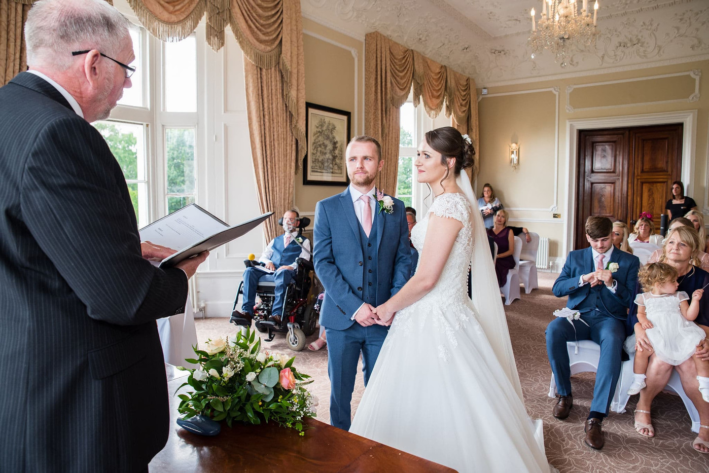 Hampshire Wedding Photographer New Fores