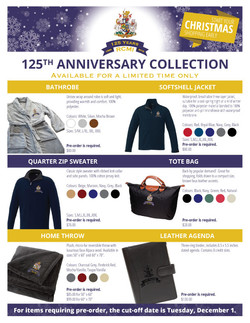 RCMI gift catalogue