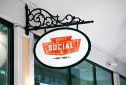 Montys Social logo
