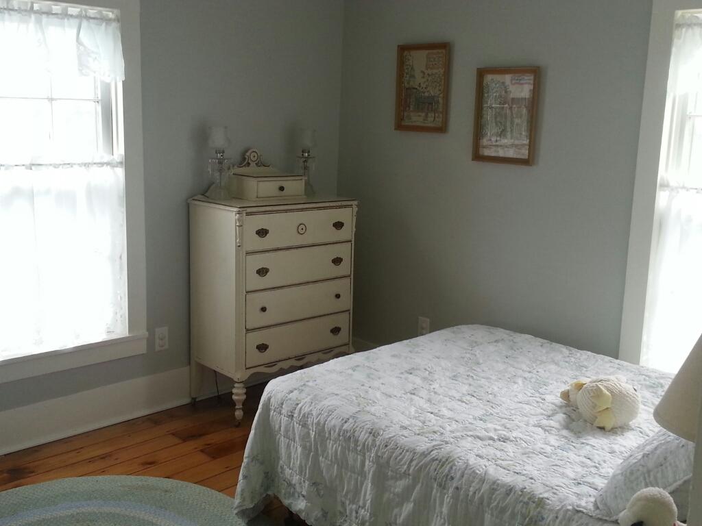 Faith's Bedroom