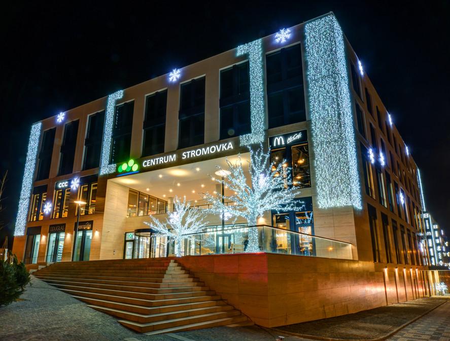 Centre commercial Stromovka, Prague