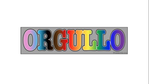 Spanish Pride Sticker