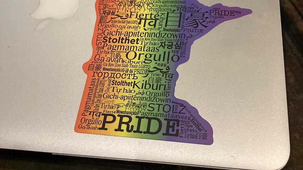 The Minnesota Sticker