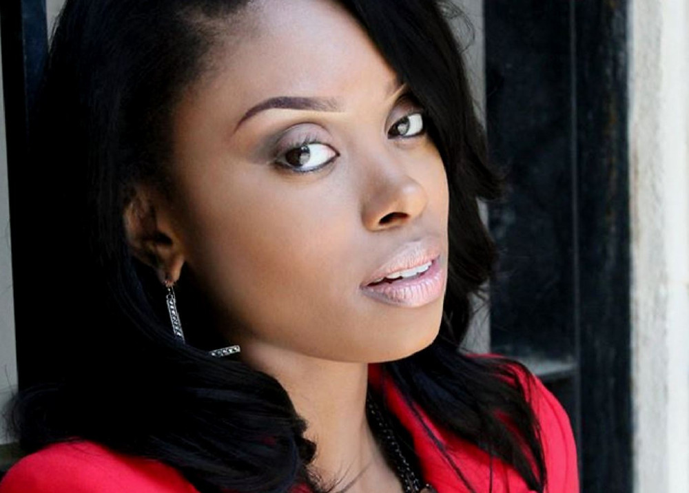 SHAMEIA CRAWFORD music artist performing at Jazz in the Alley Downtown Norcross GA
