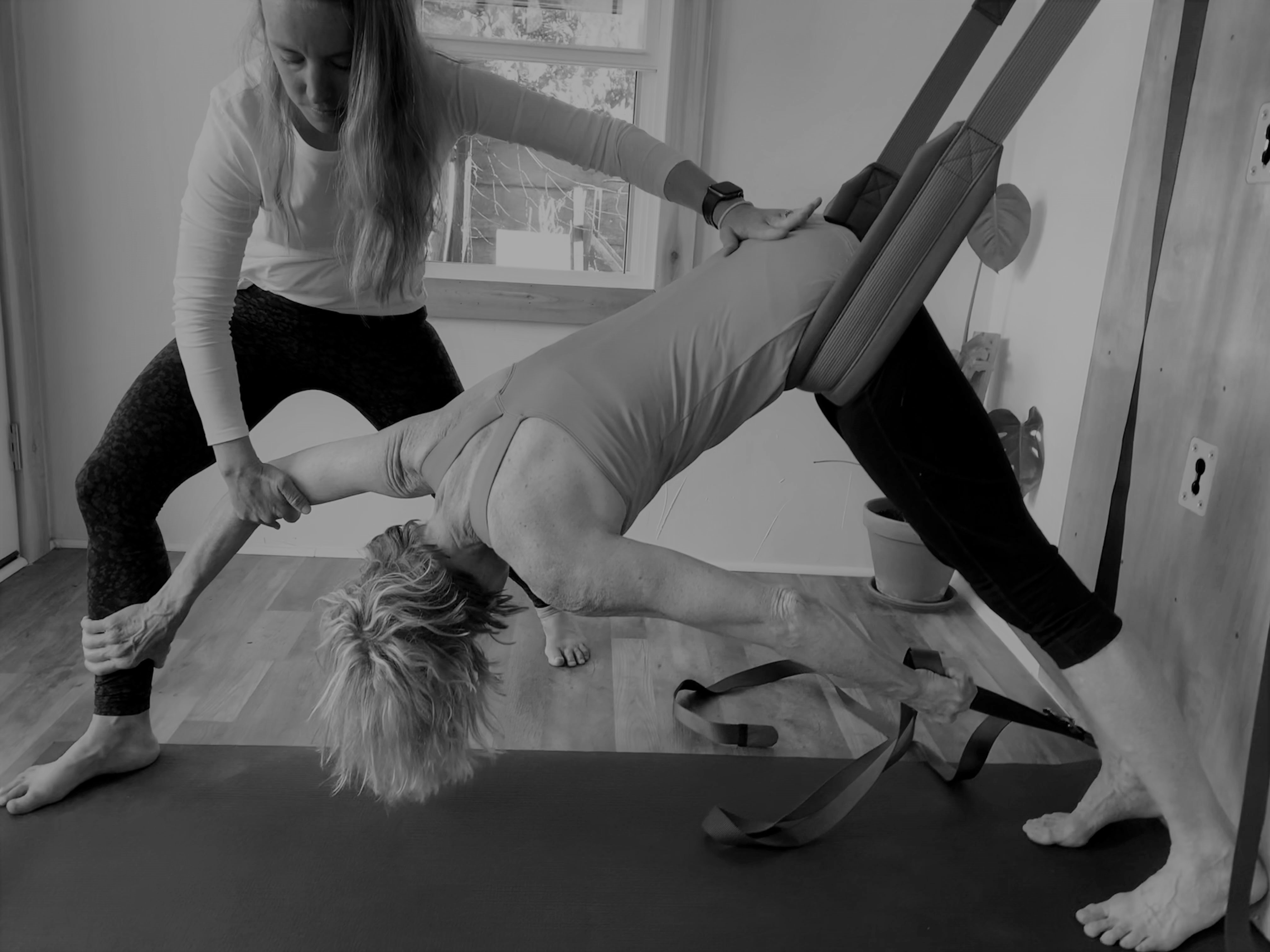 Yoga Physical Therapy Treatment