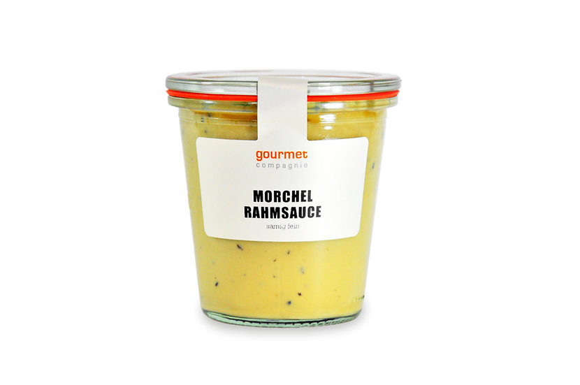Morchelrahmsauce 240ml