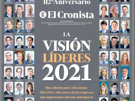 Gonzalo Santander, CEO de Grupo Traslada, entre los Líderes 2021 de El Cronista