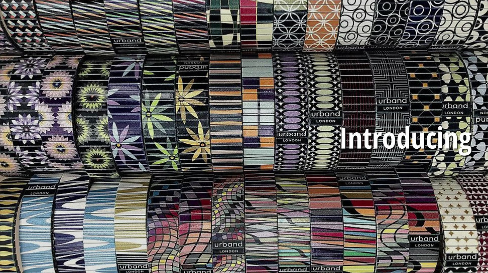 Introducing Urband London latest designs