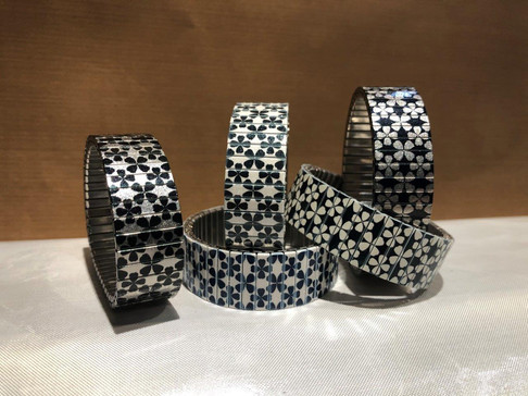 Stars Flowers Bracelets Collection by Urband London