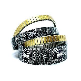 Hippie bracelets by Urband London
