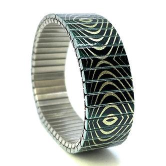 Waves Lines 27S18 Metallic
