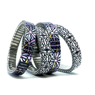 Hippie and Tiles bracelets by Urband London