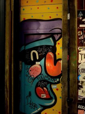 Urband London Inspirations. Shoreditch, London. Wall art - Photography by Raoul Sagal