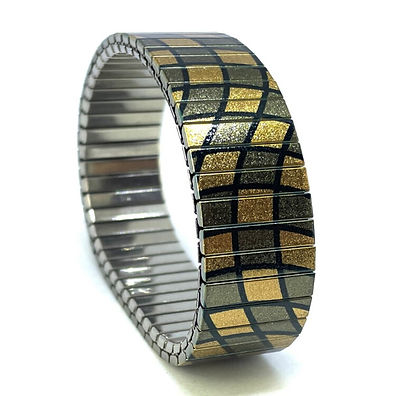 Urband London Waves Mosaic 12S18 Metallic