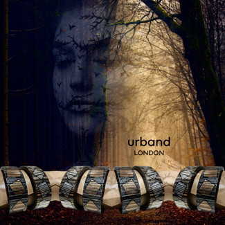 Mosaic Special bracelets by Urband London