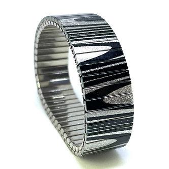 Waves Lines 4S18 Metallic