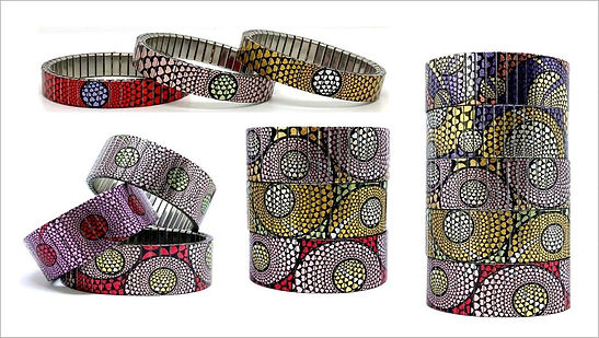With Love bracelets by Urband London