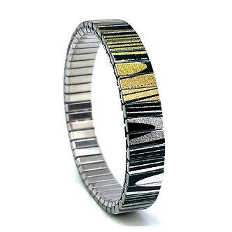Waves Lines 7S10 Metallic