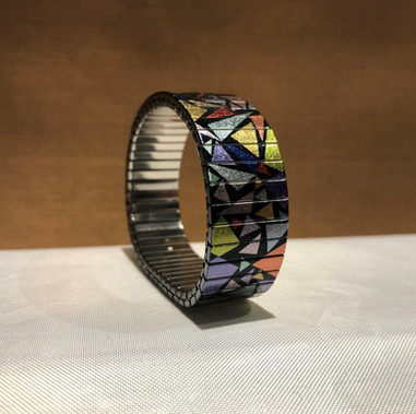 Triangles Bracelets Collection by Urband London