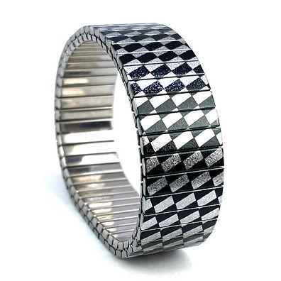 Urband London Checkers Simplicity 1S18 Metallic