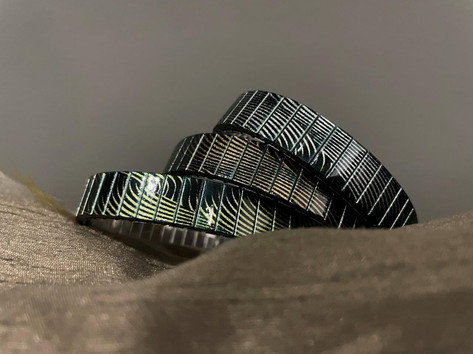 Waves Lines Bracelets By Urband London