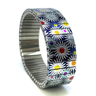 Urband London Flowers Garden 19S18 Metallic