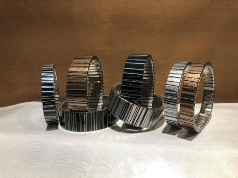 Stripes Bracelets Collection by Urband London