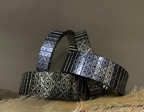 Polygon Tiles Bracelets By Urband London