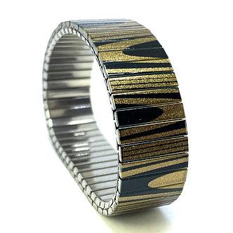 Waves Lines 11S18 Metallic