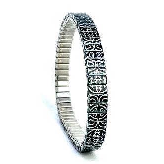 Circles Mandala 15S06 Metallic