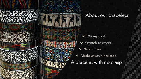 Urband London - About our bracelets