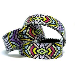 Super Wide Bracelets by Urband London