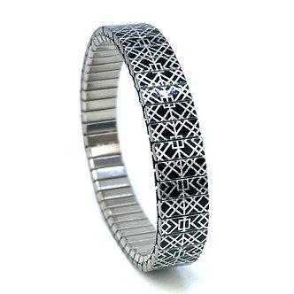 Squares Tiles 4S10 Metallic