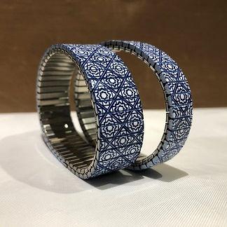 Polygon Tiles bracelets by Urband London