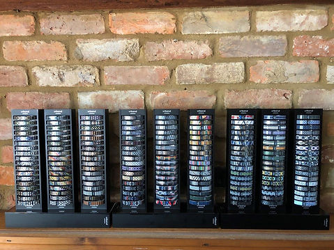 Skinnies bracelets Display Bar by Urband London