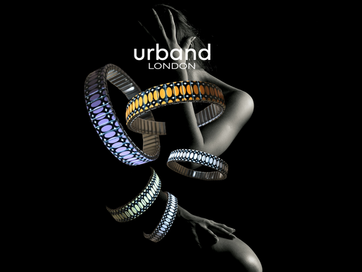 Urband London - An original take on the iconic wristwatch band