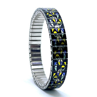 Circles Shapes 10S10 Metallic
