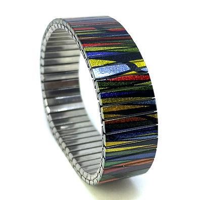 Urband London Waves Mosaic 24S18 Metallic