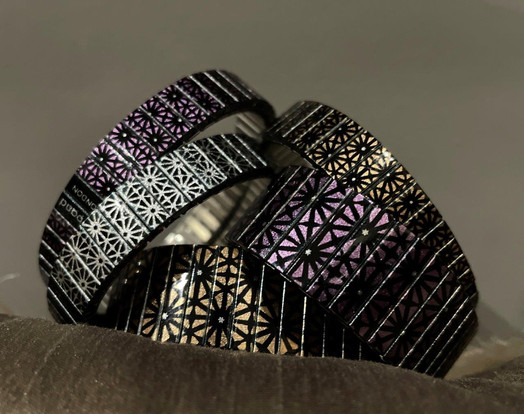 Stars Triangled Bracelets By Urband London