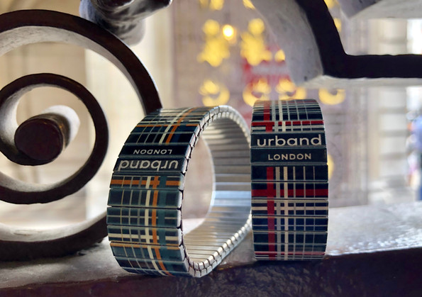 Urband London in Burlington Arcade, London. The gate to luxury