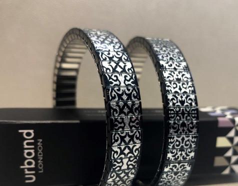 Tiles bracelets by Urband London