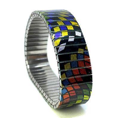 Urband London Waves Mosaic 18S18 Metallic