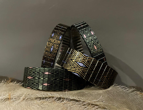 Lisbon Sqaures Bracelets By Urband London