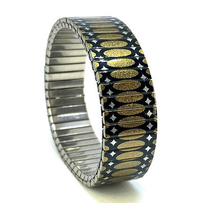 Urband London Ovals Stretched 21S18 Metallic