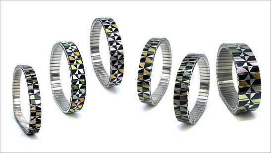 Lisbon Inspired bracelets by Urband London