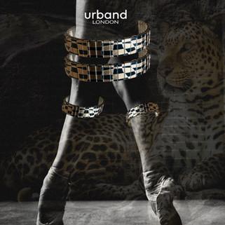 Checkers Maze bracelets by Urband London