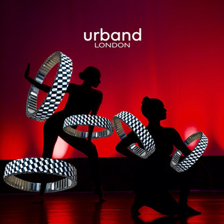 Checkers Simplicity bracelets by Urband London