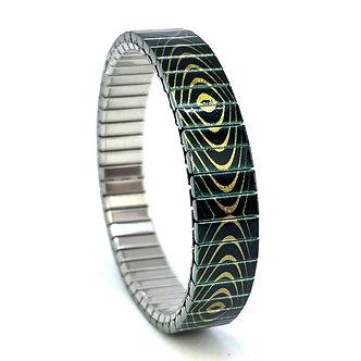 Waves Lines 25S10 Metallic