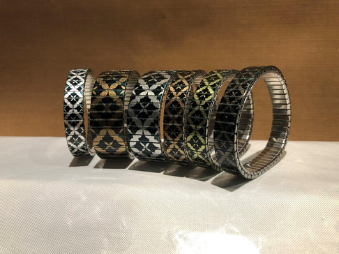 Tiles Bracelets Collection by Urband London